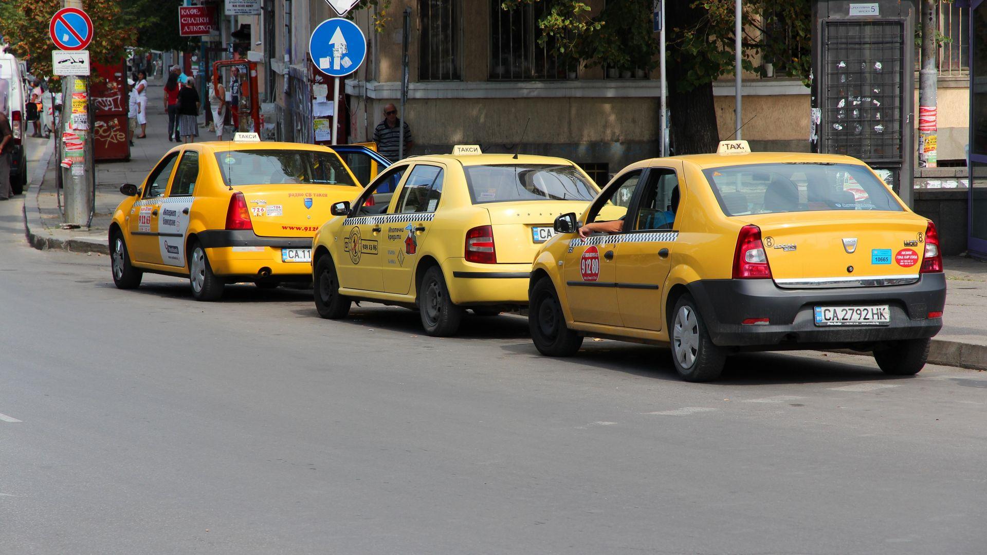 София остава без таксита, хиляди шофьори се отказали за година