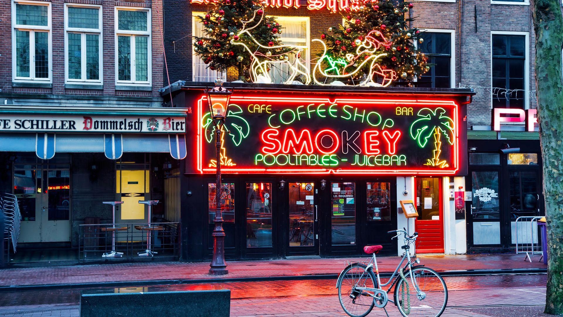 Амстердам не иска туристи, които пристигат само заради канабиса