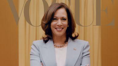 След критиките: Vogue пуска нов тираж на февруарския си брой с различна снимка на Камала Харис