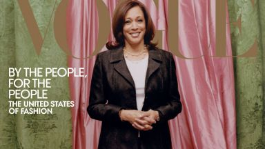 "Снимка на Камала Харис на корицата на ""Вог"" предизвика остри спорове"