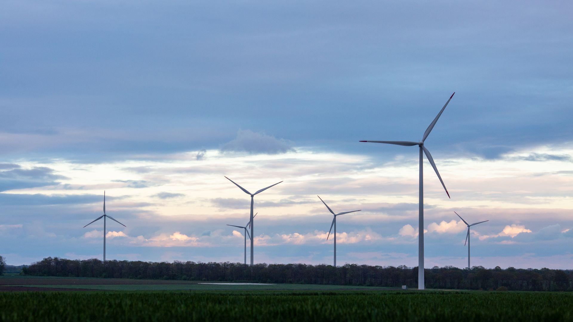 """Вятърният парк """"Св. Никола"""" произведе електроенергия колкото годишното потребление на домакинствата в град като Добрич"""