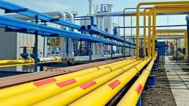 Цените на природния газ и вредните емисии от СО2 с нов рекорд