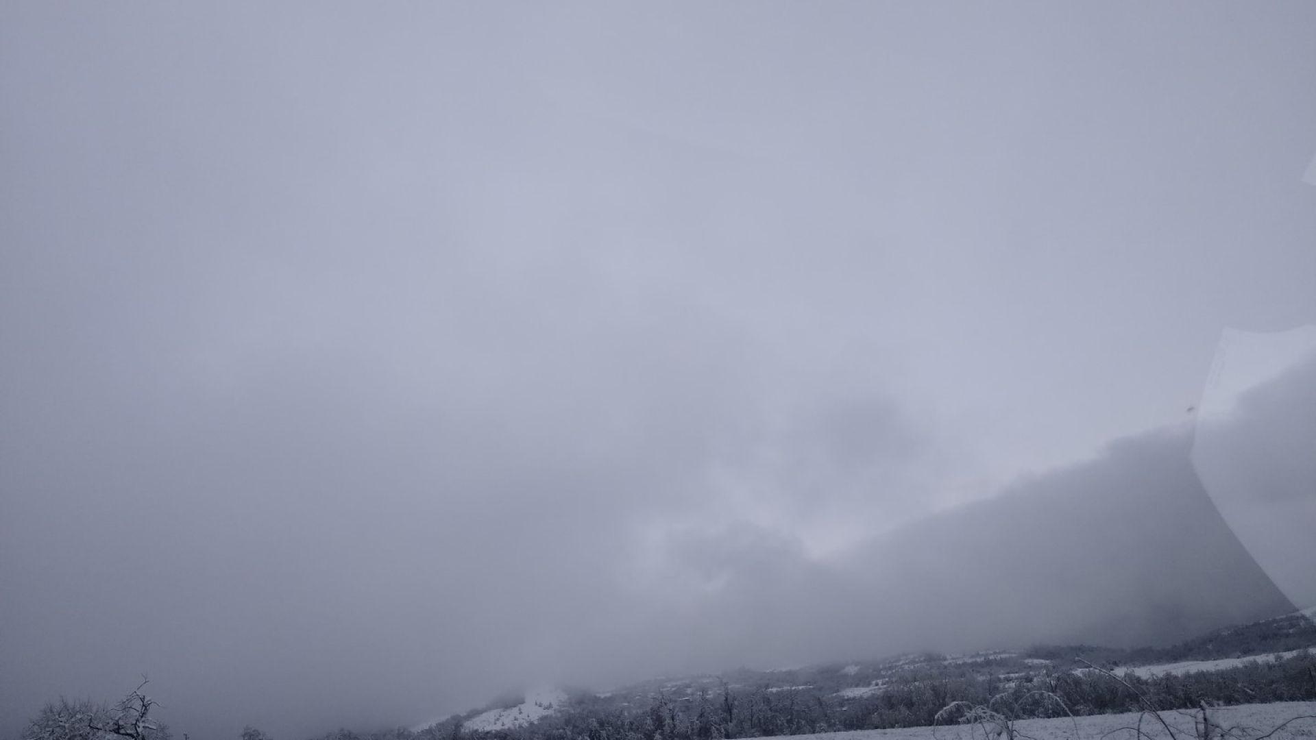 24 градуса под нулата в Източна Турция