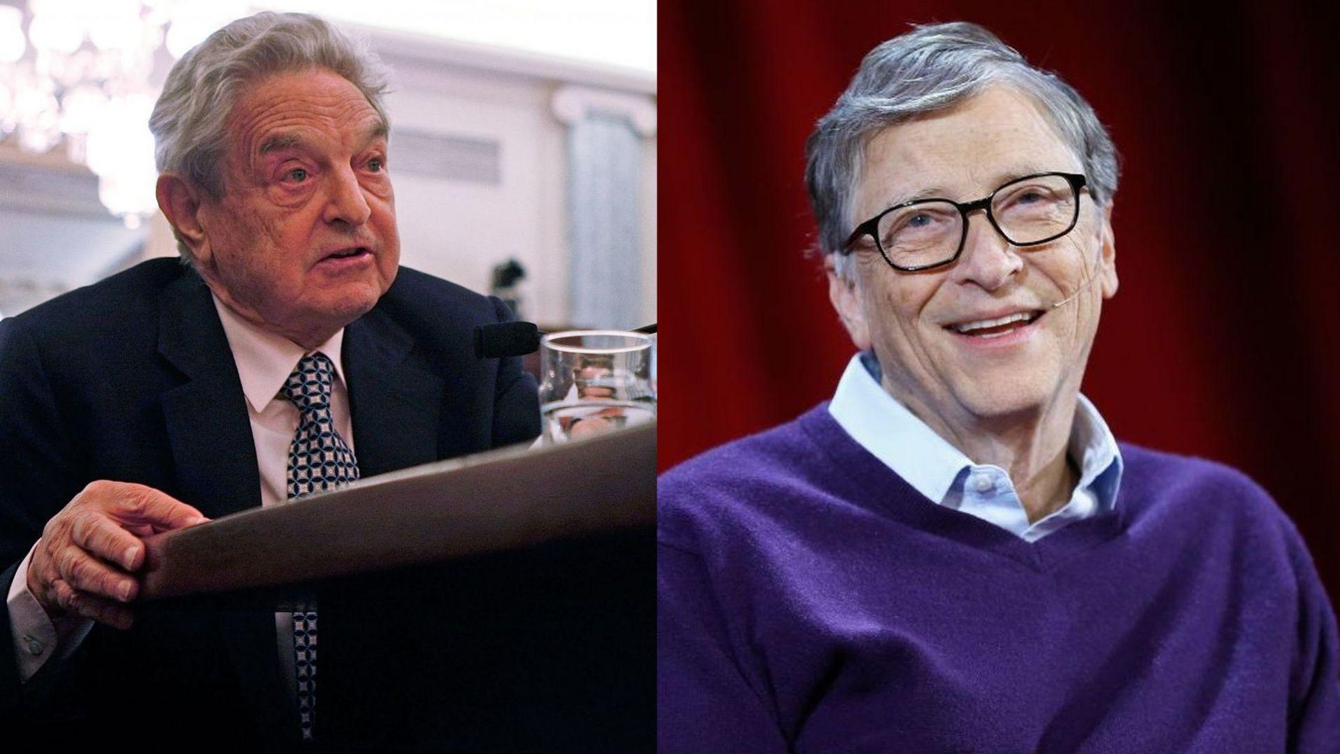 Съд в Перу обяви Бил Гейтс и Джордж Сорос за създатели на пандемията