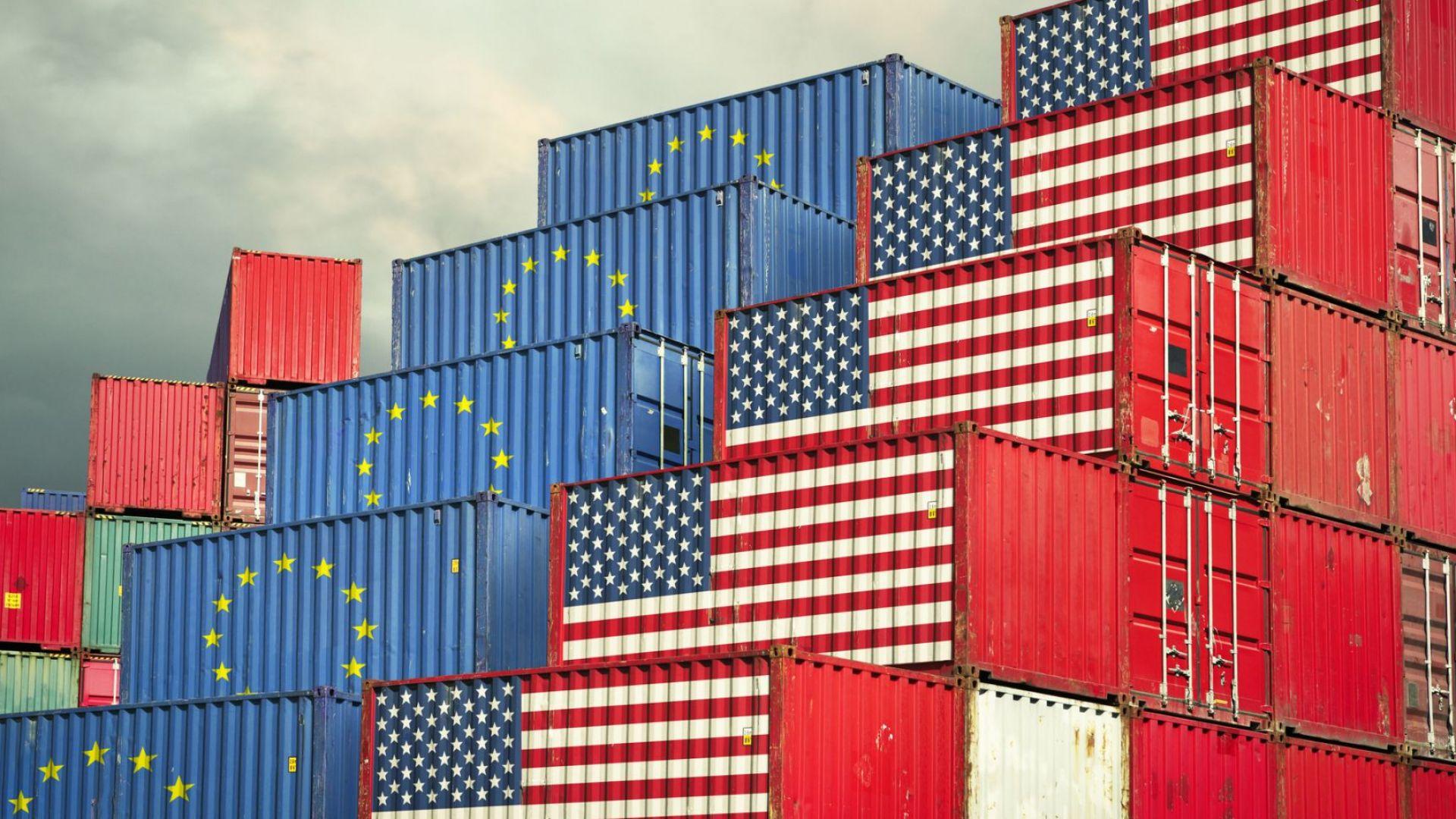 Нов епизод от търговската война между САЩ и ЕС -  още мита за редица европейски стоки