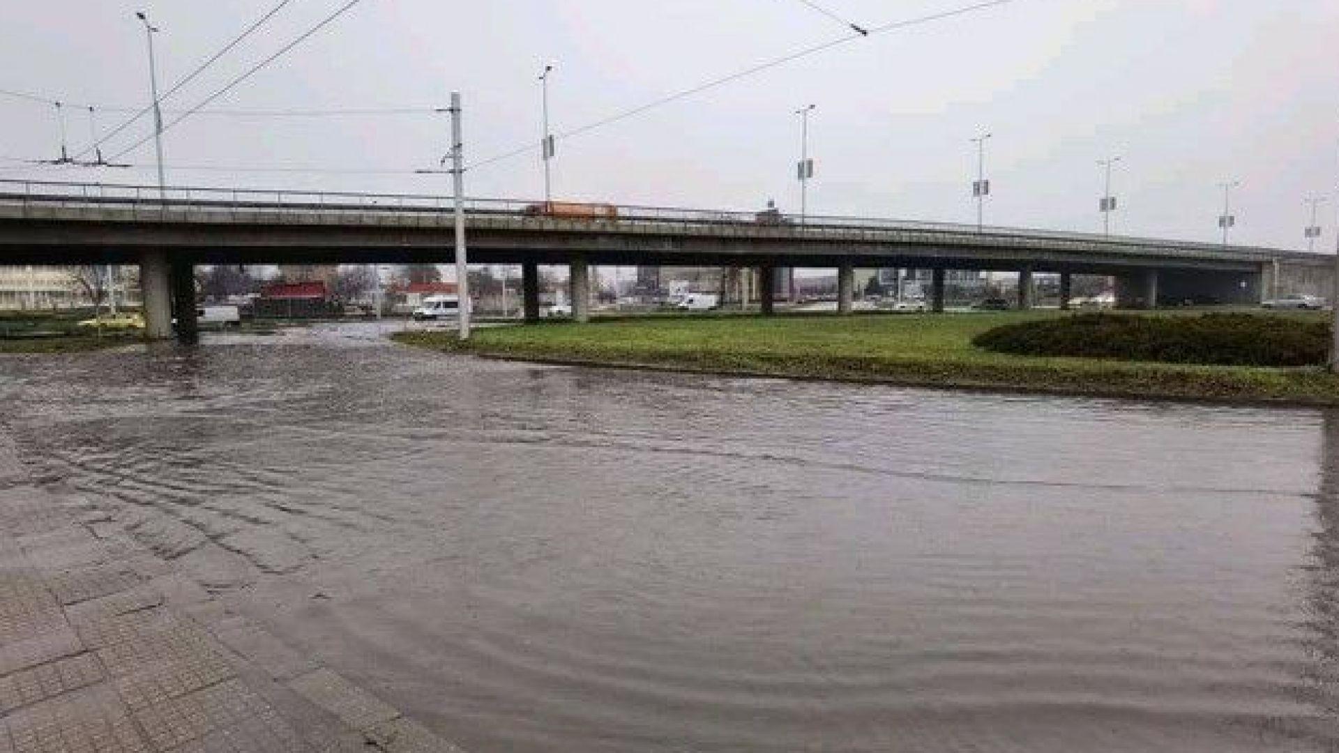 Ето къде да избягват шофьорите да минават в Пловдив