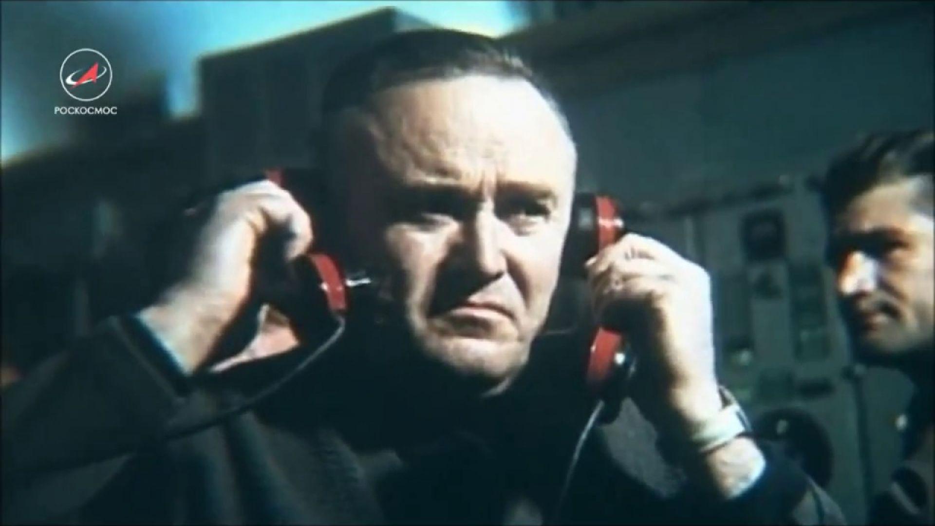Корольов е напрегнат преди всеки ракетен старт, като постояно следи дали всичко е изрядно в системите