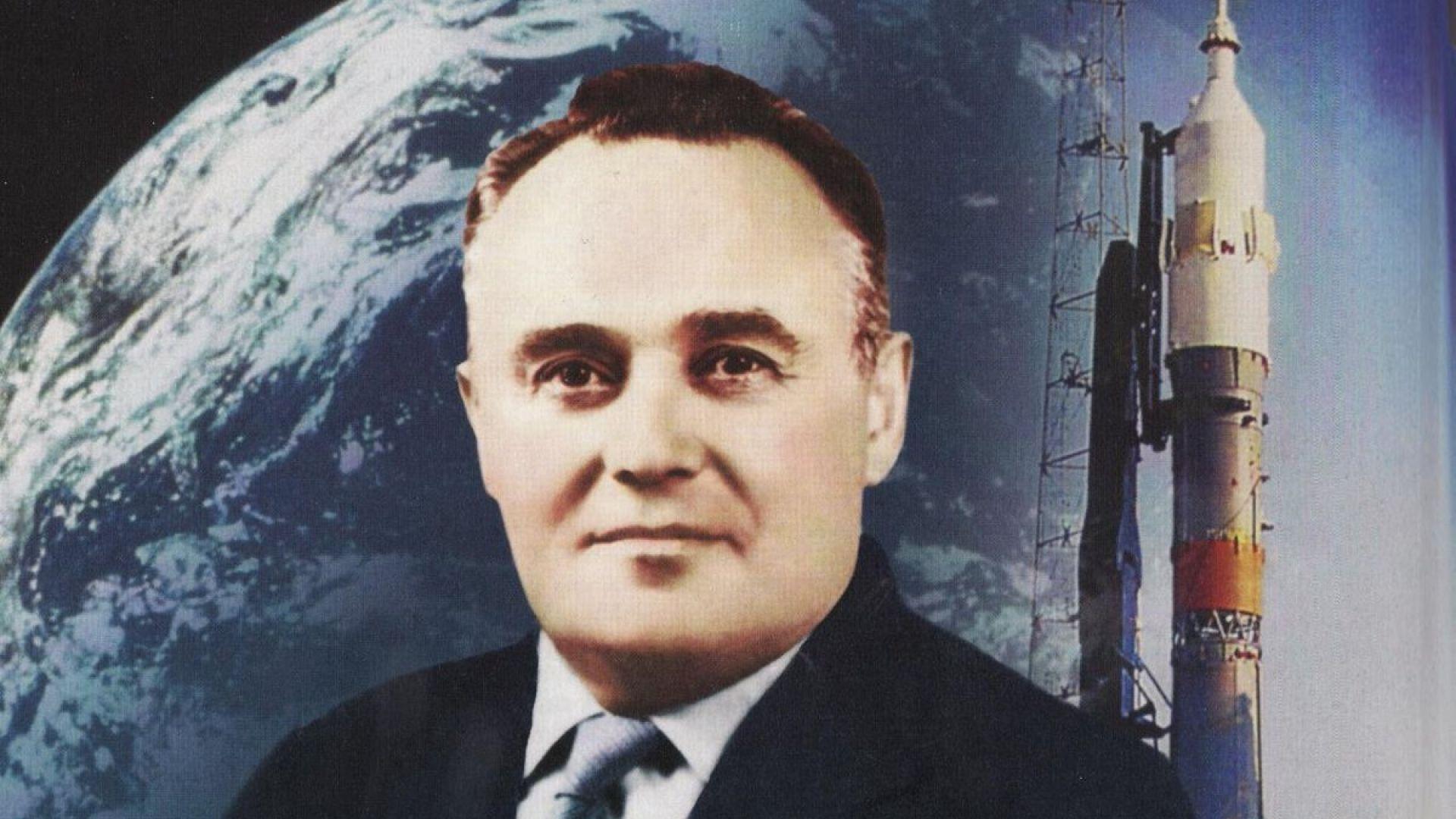 Сергей Корольов е ученият зад успеха на Юрий Гагарин
