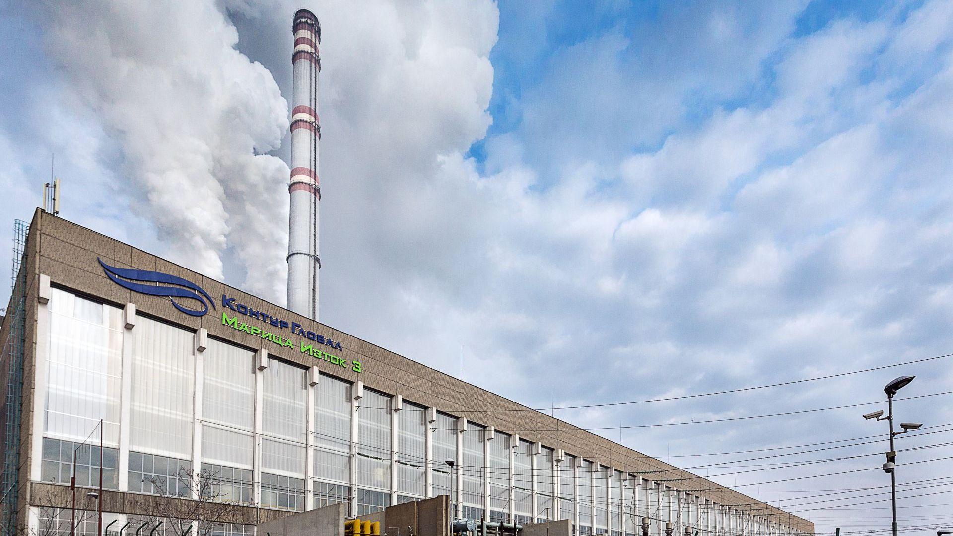 """ТЕЦ """" КонтурГлобал Марица Изток 3"""" произведе почти 11%  от електроенергията в страната през 2020 г."""