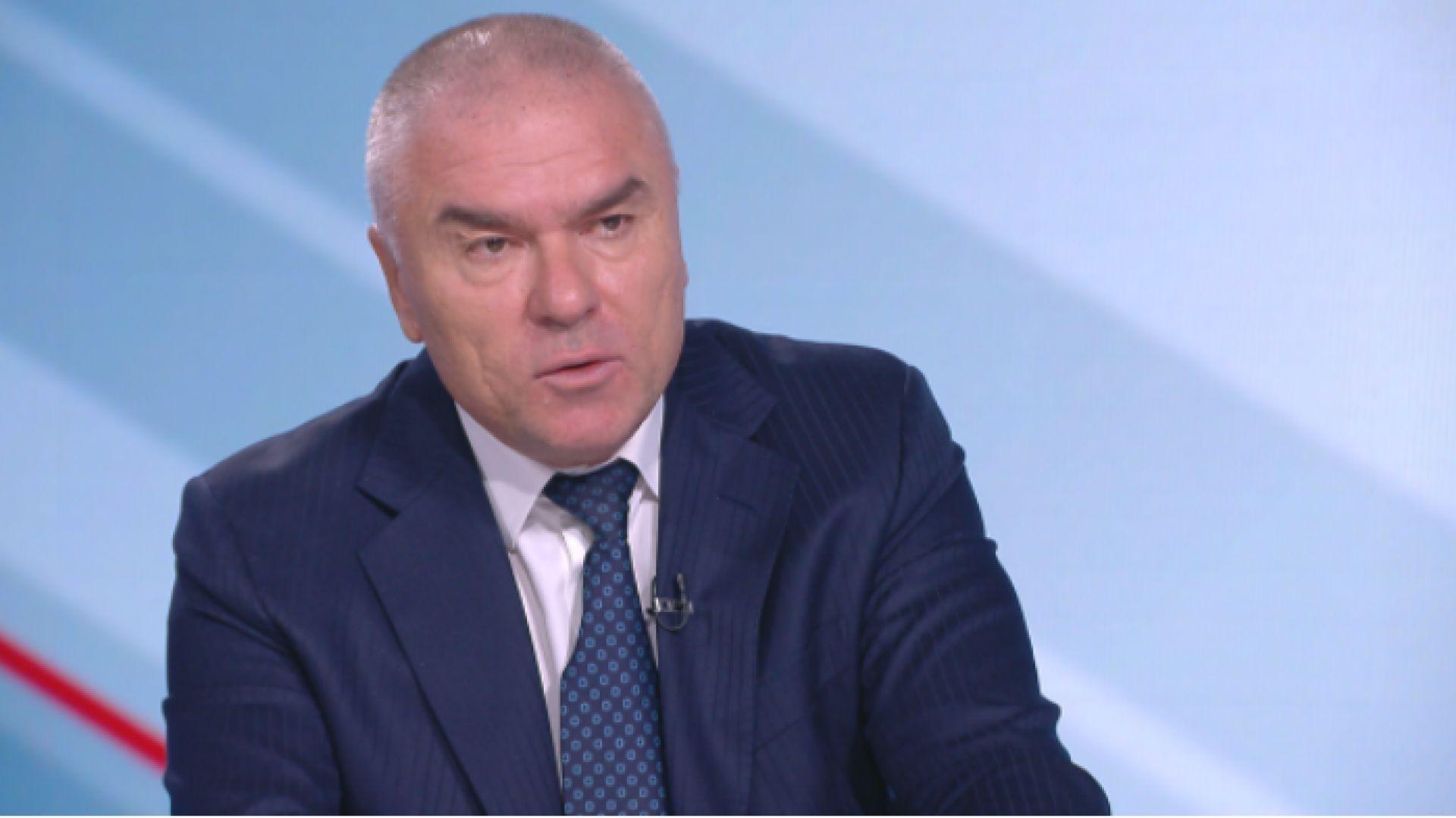 Веселин Марешки след сблъсъка в президентството: Румен Радев ще го изгонят с камъни