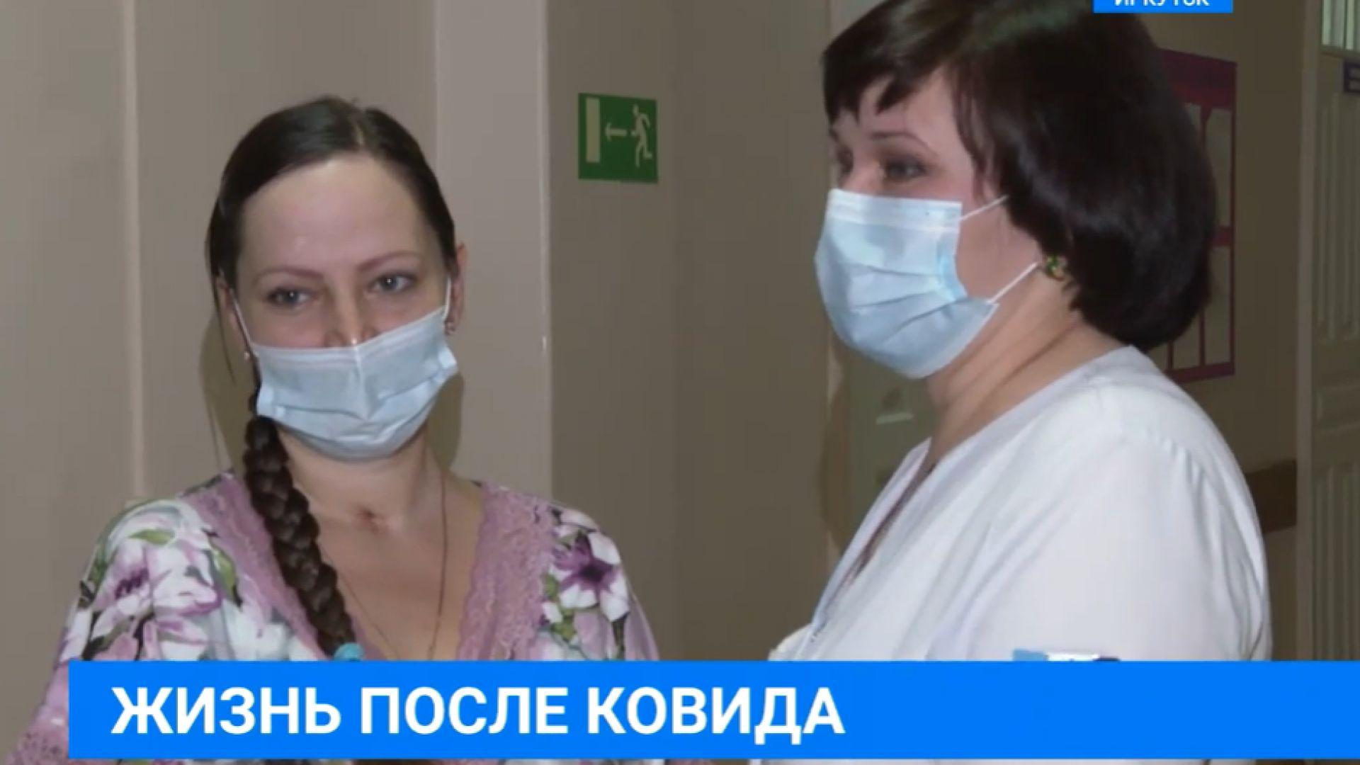 Рускиня прегърна новороденото си бебе след 51 дни на апаратно дишане заради COVID-19