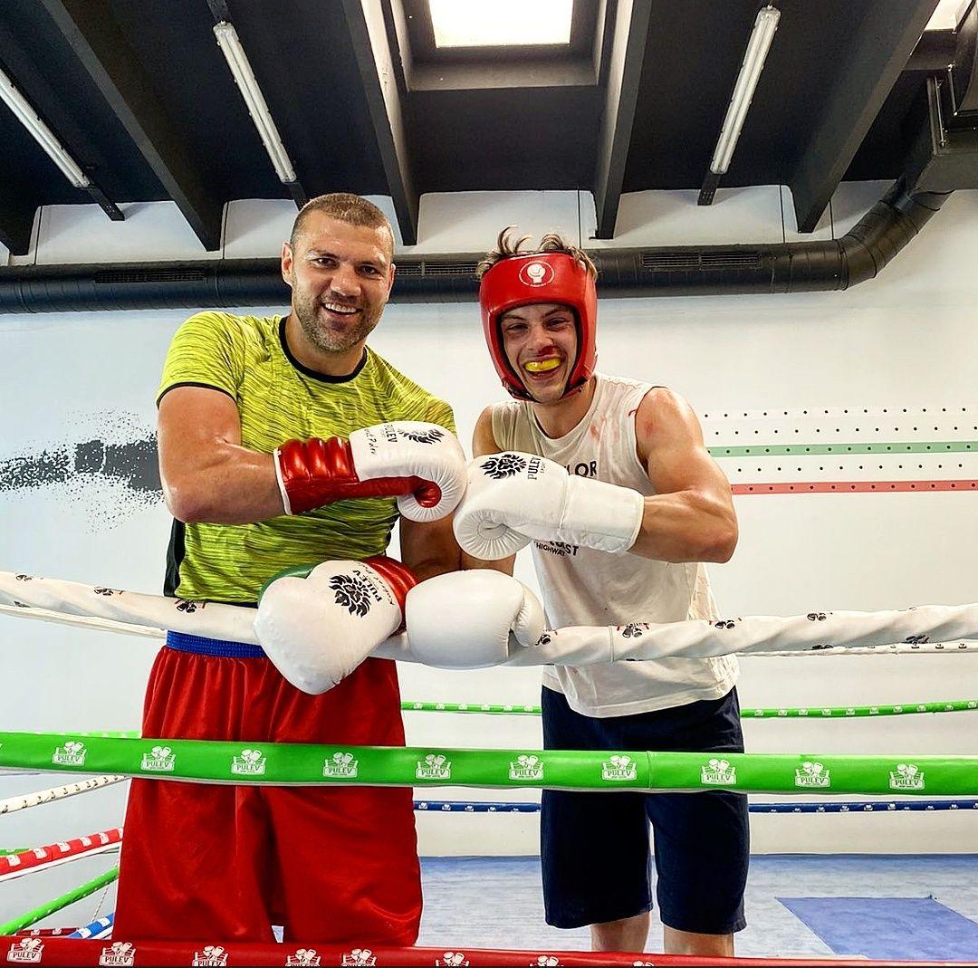 Филип признава, че е добър боксьор, но не на световно ниво