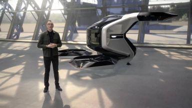General Motors показа безпилотен и летящ Cadillac