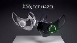 Razer създаде умна маска с RGB ефекти