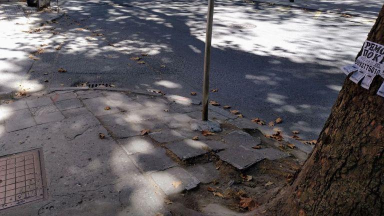 След като ВиК смени старите тръби под ул.