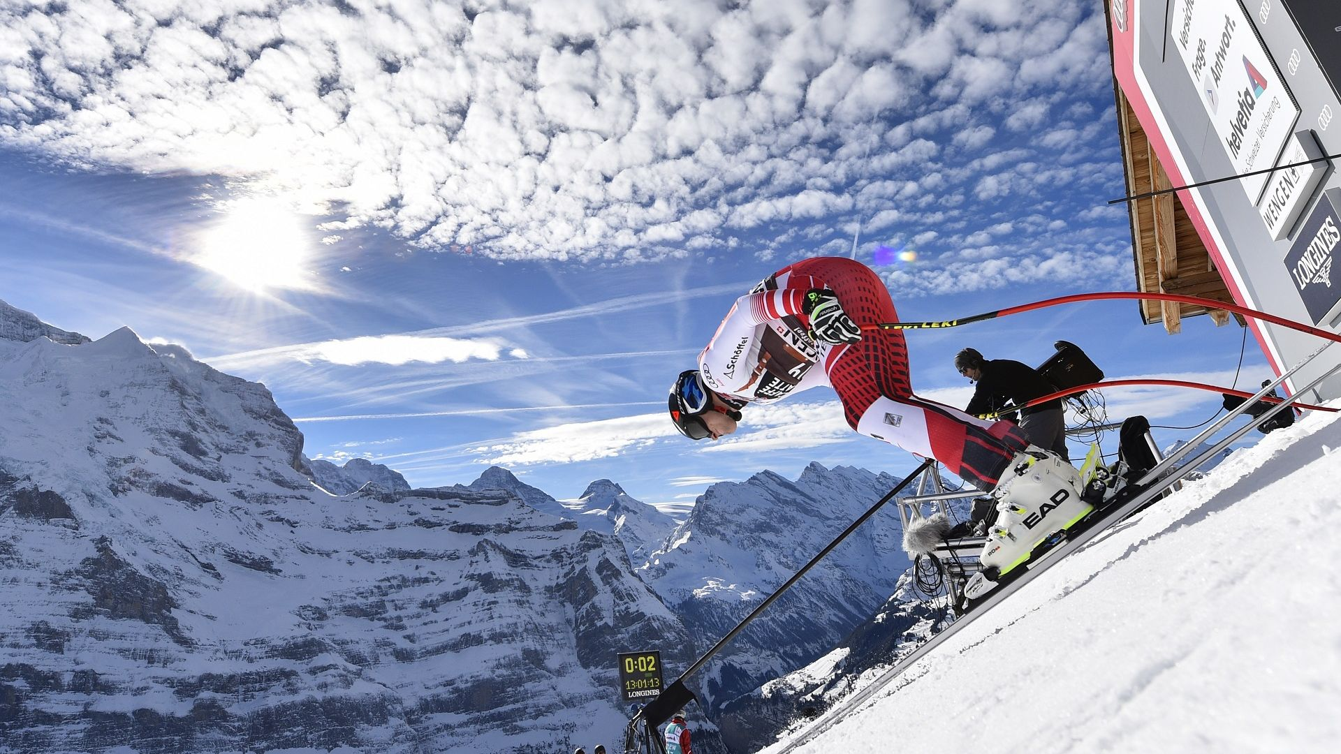 Обвиниха британски турист за провала на легендарното спускане във Венген