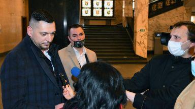 Партията на Божков внесе документи за регистрация в съда (снимки)
