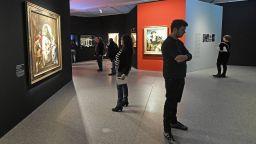 Германия е върнала 14 произведения на изкуството от колекцията на Гурлит, откраднати от евреи