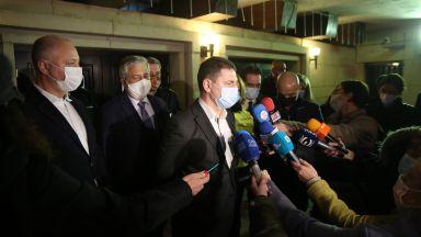 4-ма министри в парламента: Заради бързата реакция не се стигна до жертви при наводненията