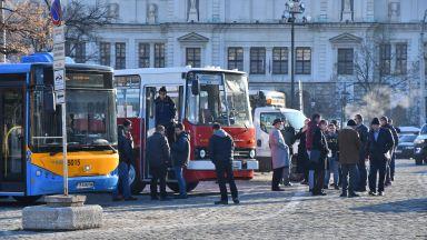 През 1901 г. тръгват първите трамваи - София празнува 120 г. обществен транспорт (снимки)
