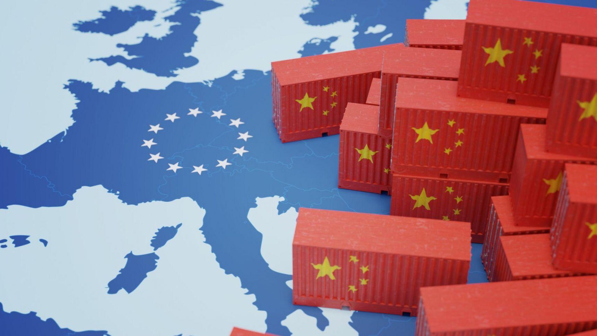 Европейски компании предупреждават: има рискове при икономическо разделяне с Китай