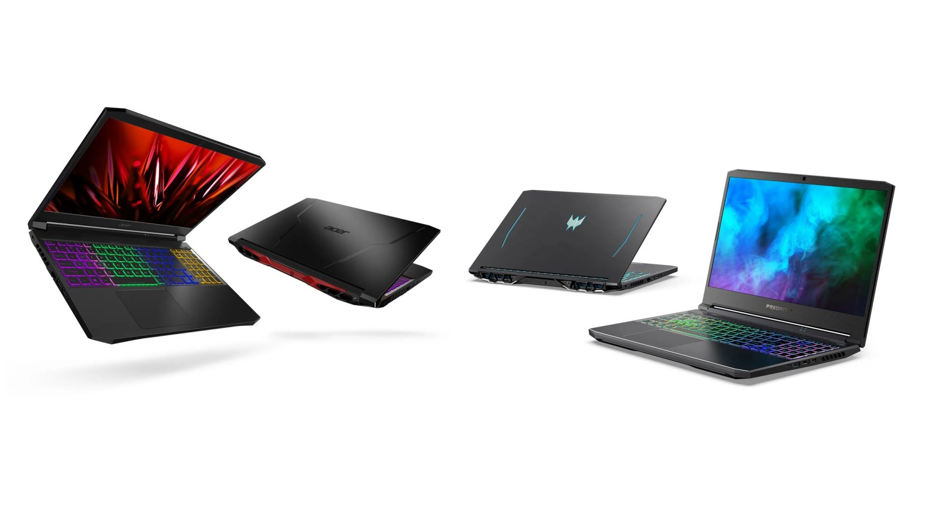 Acer обнови геймърските си лаптопи