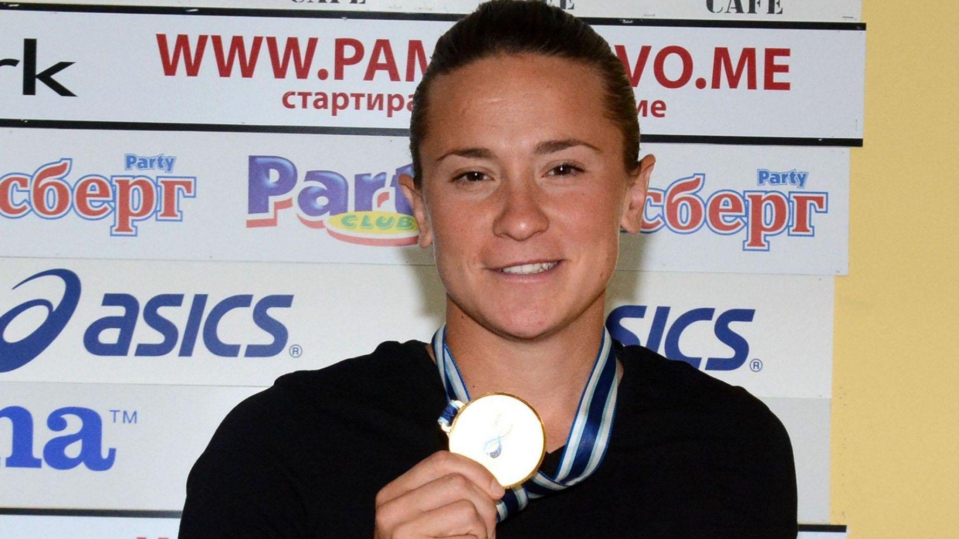 Станилия Стаменова вече има квота за олимпиадата в Токио