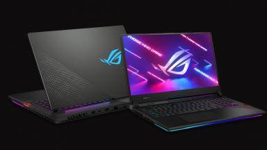 Asus представи мощен лаптоп