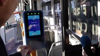 Три плащания с банкова карта за билет в София стават дневна карта