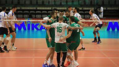 Волейболна България направи още една голяма крачка към Европейското