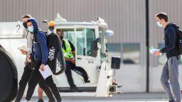 Вече над 70 са карантинираните играчи на Australian Open