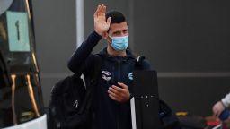 Джокович изготви списък с искания от името на недоволните играчи в Австралия