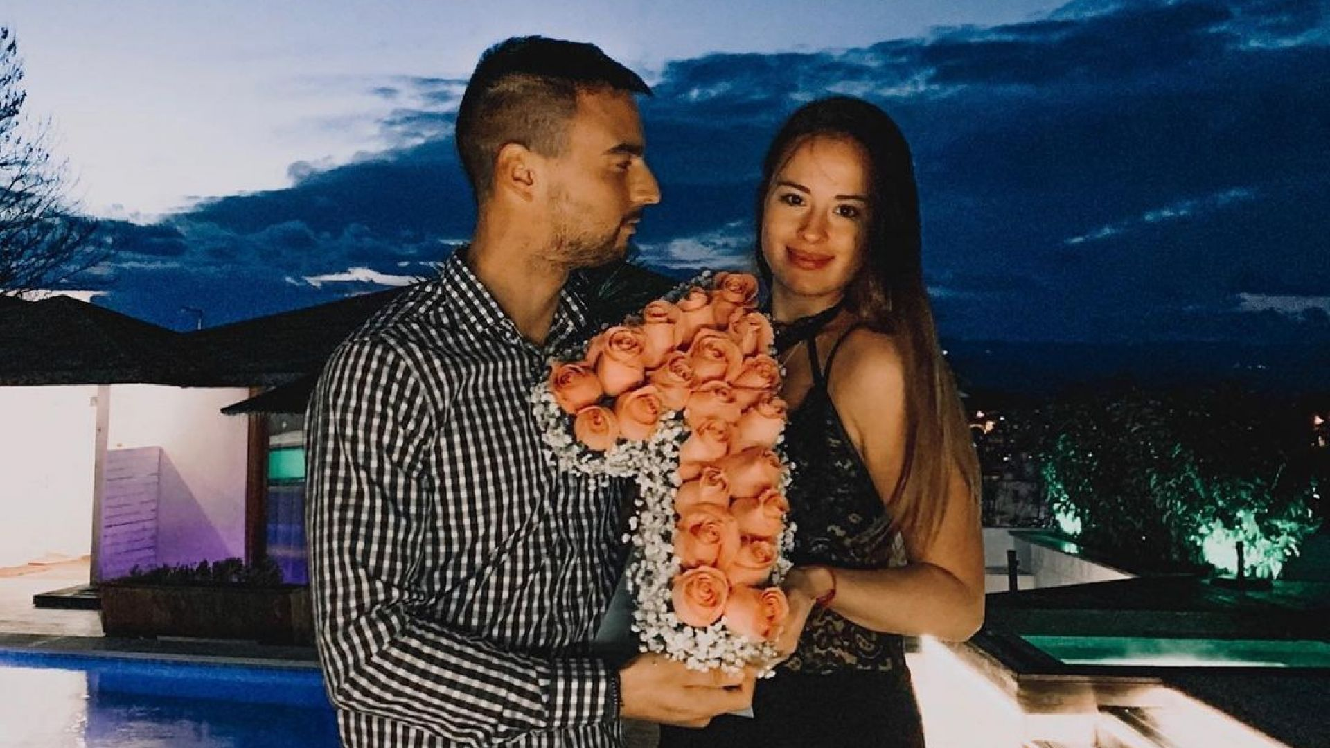 Златното момиче Християна Тодорова: една година красива и щастлива любов