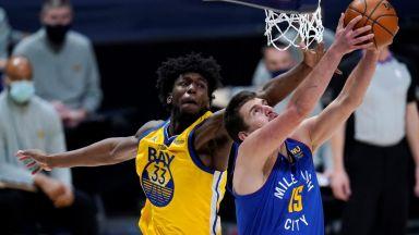 Сърбин продължава да тероризира НБА и вече е №8 в престижна класация