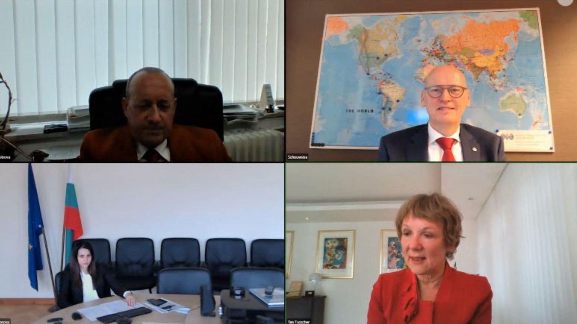Проучване: 95% от чуждите компании са готови да разширят инвестициите си в България