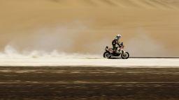 """Рали """"Дакар"""" отново взе жертва, почина френски моторист"""