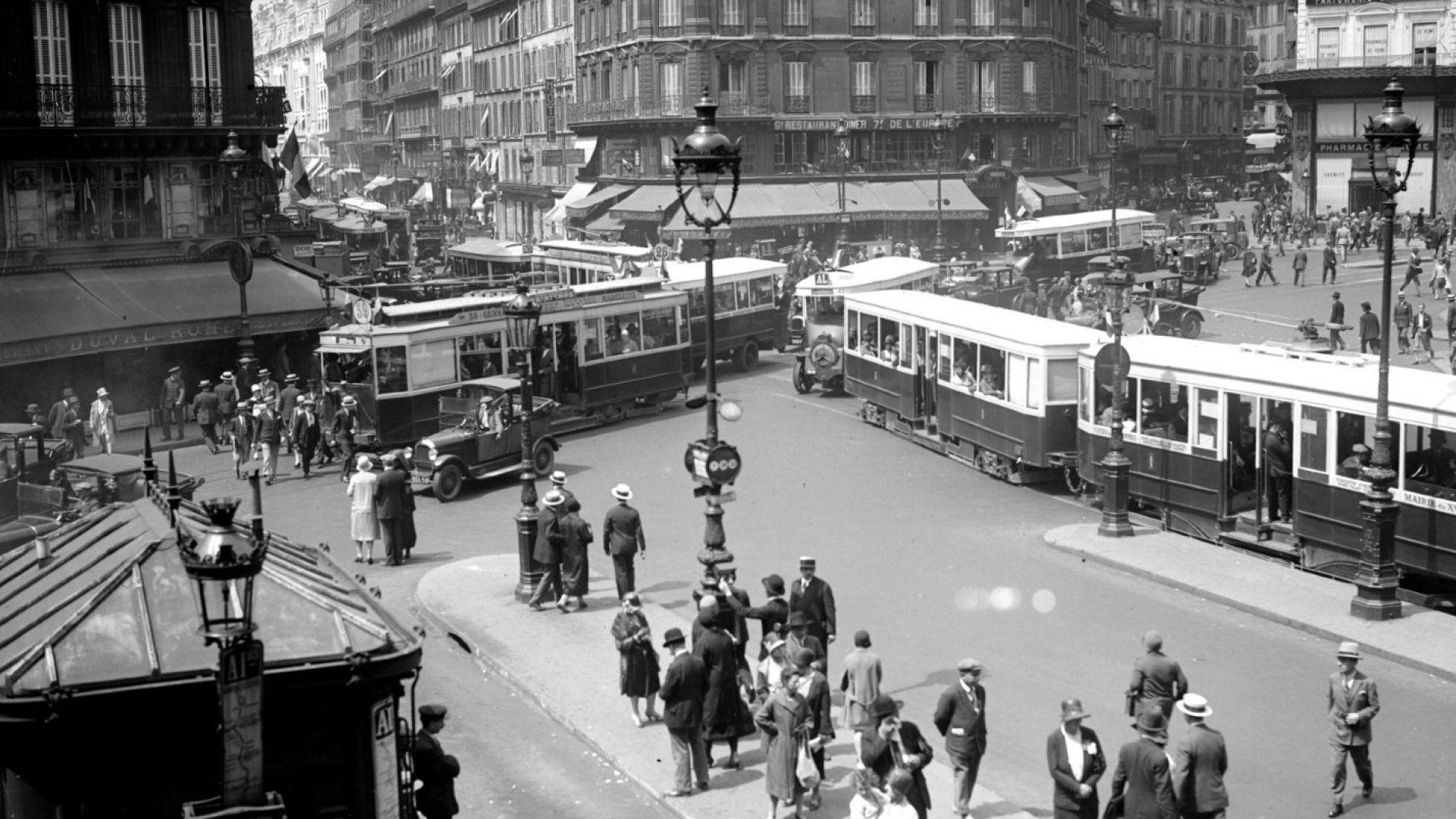Париж, 1929 г.
