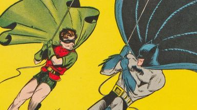 Комикс за Батман от 1940 г. беше продаден за над 2,2 милиона долара