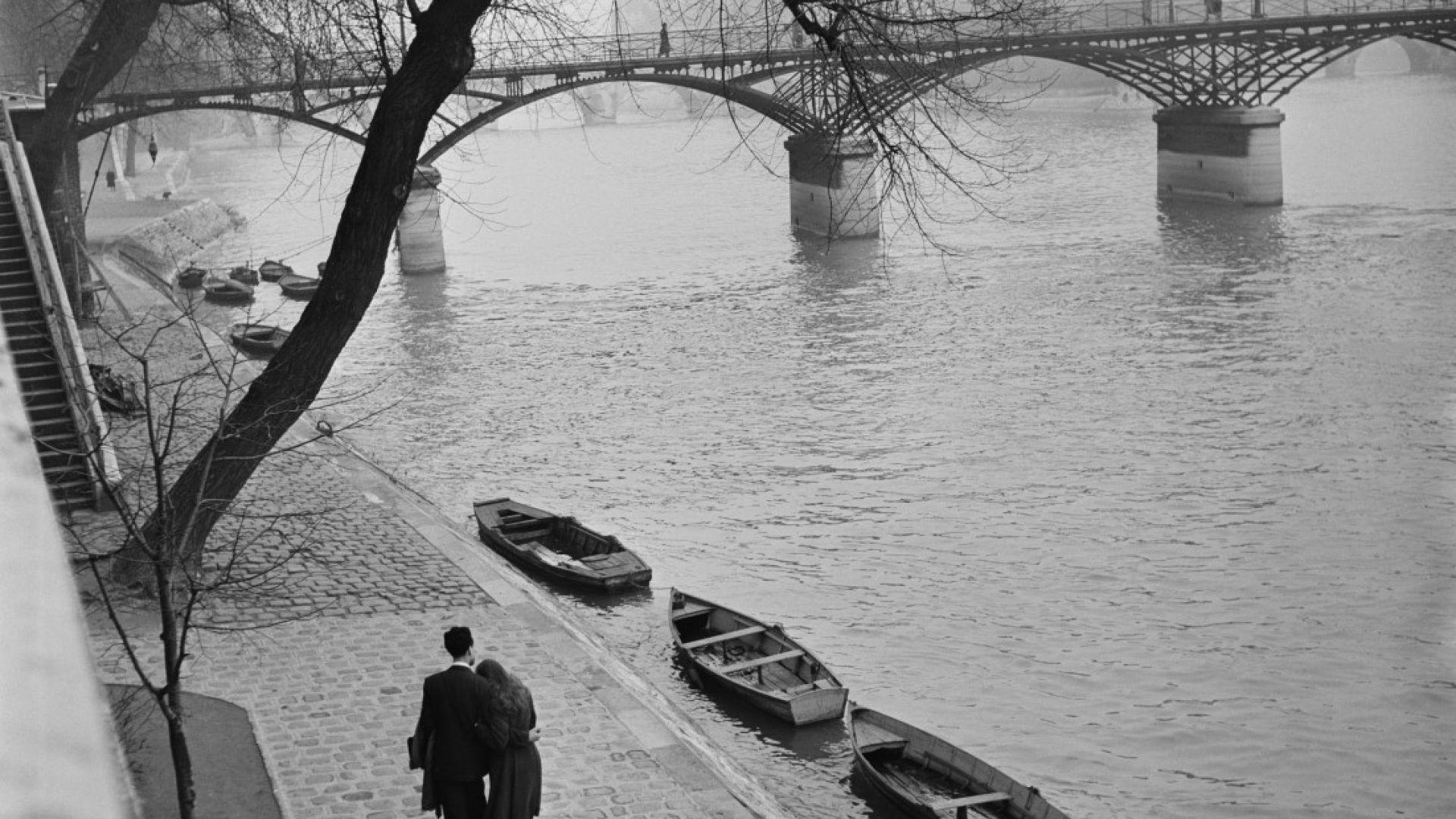 Бреговете на Сена (1954 г.).