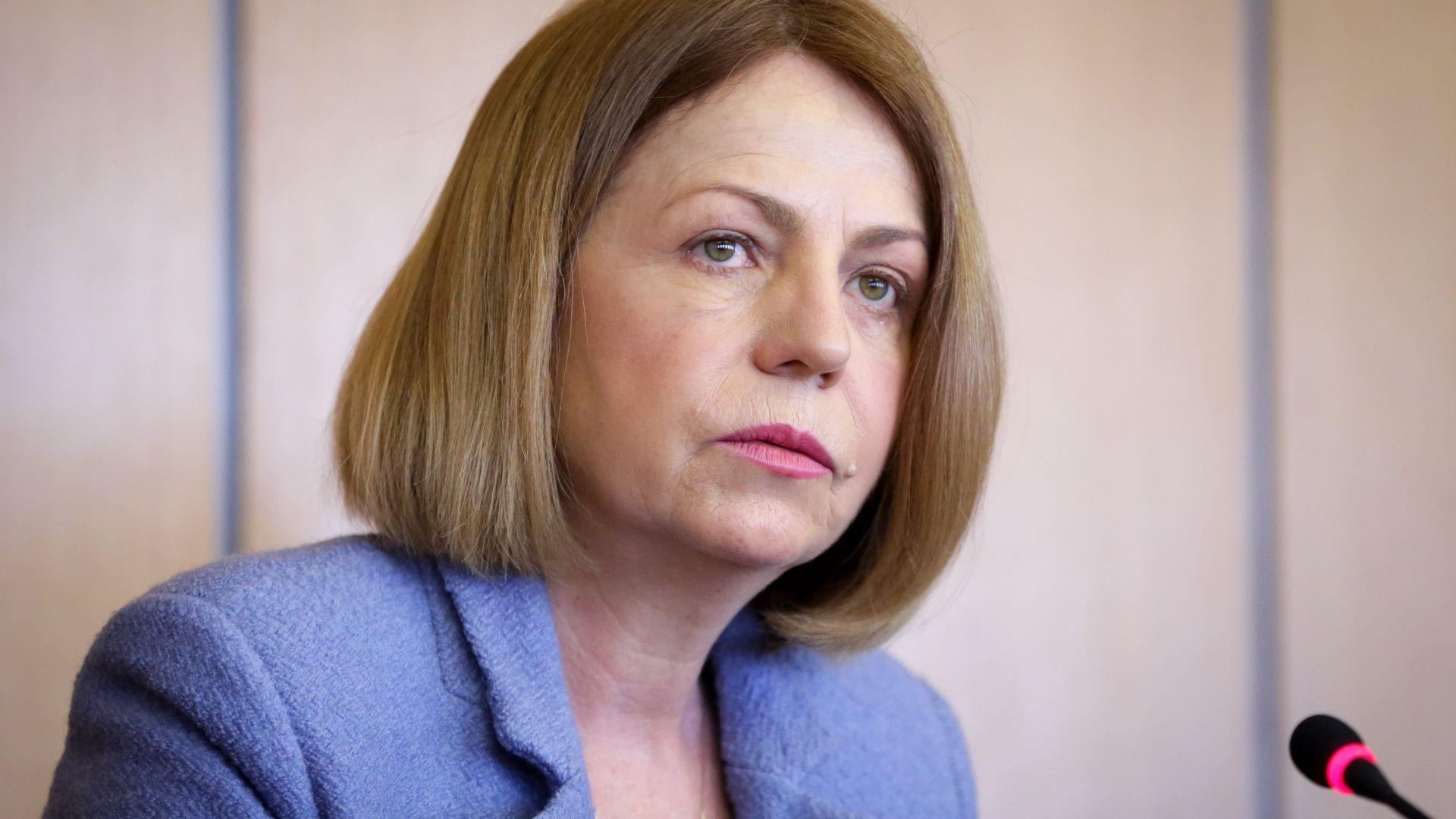 Фандъкова: 5% се оказаха средствата в Плана за възстановяване за София