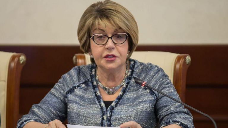 Новата руска посланичка Елеонора Митрофанова записа видеопоздрав към дамите по