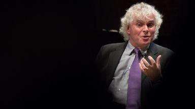 Британският диригент Саймън Ратъл е подал документи за германско гражданство