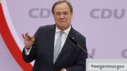 Ето го заместника на Меркел: Армин Лашет бе избран за лидер ХДС (снимки)