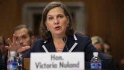 Виктория Нюланд отново излиза на преден план в американската дипломация