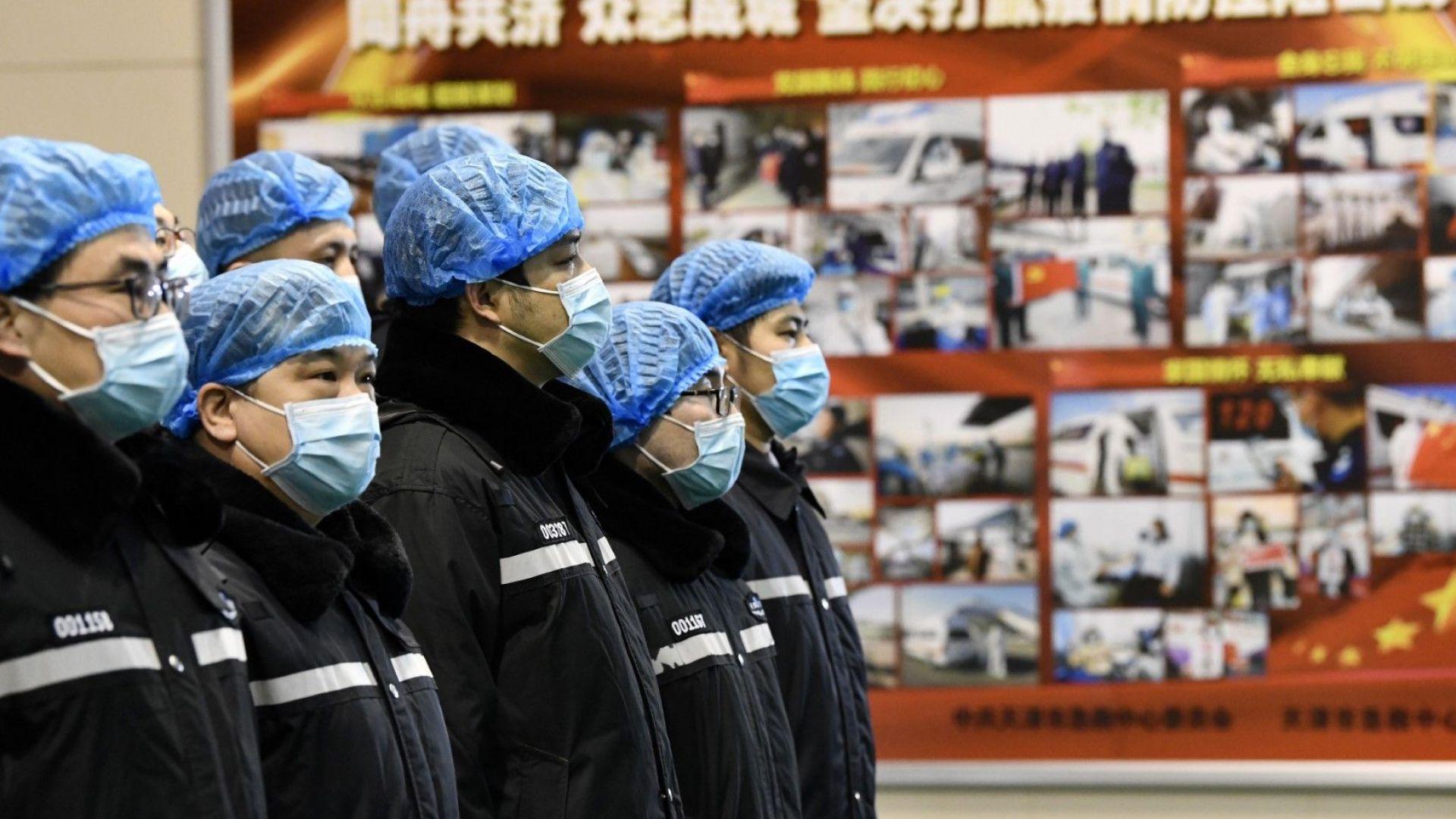 Откриха коронавирус в китайски сладолед