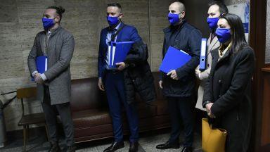 """""""Републиканци за България"""" се регистрираха първи в ЦИК за частичните местни избори"""