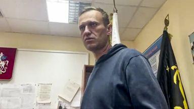 Навални: Виждал съм много подигравки с правосъдието, но това е тотално беззаконие (видео)