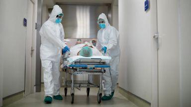 Близо една трета от англичаните,  преболедували Ковид-19,  били хоспитализирани повторно