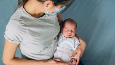 Експерт: Повечето бебета на жени, преболедували коронавирус, имат антитела