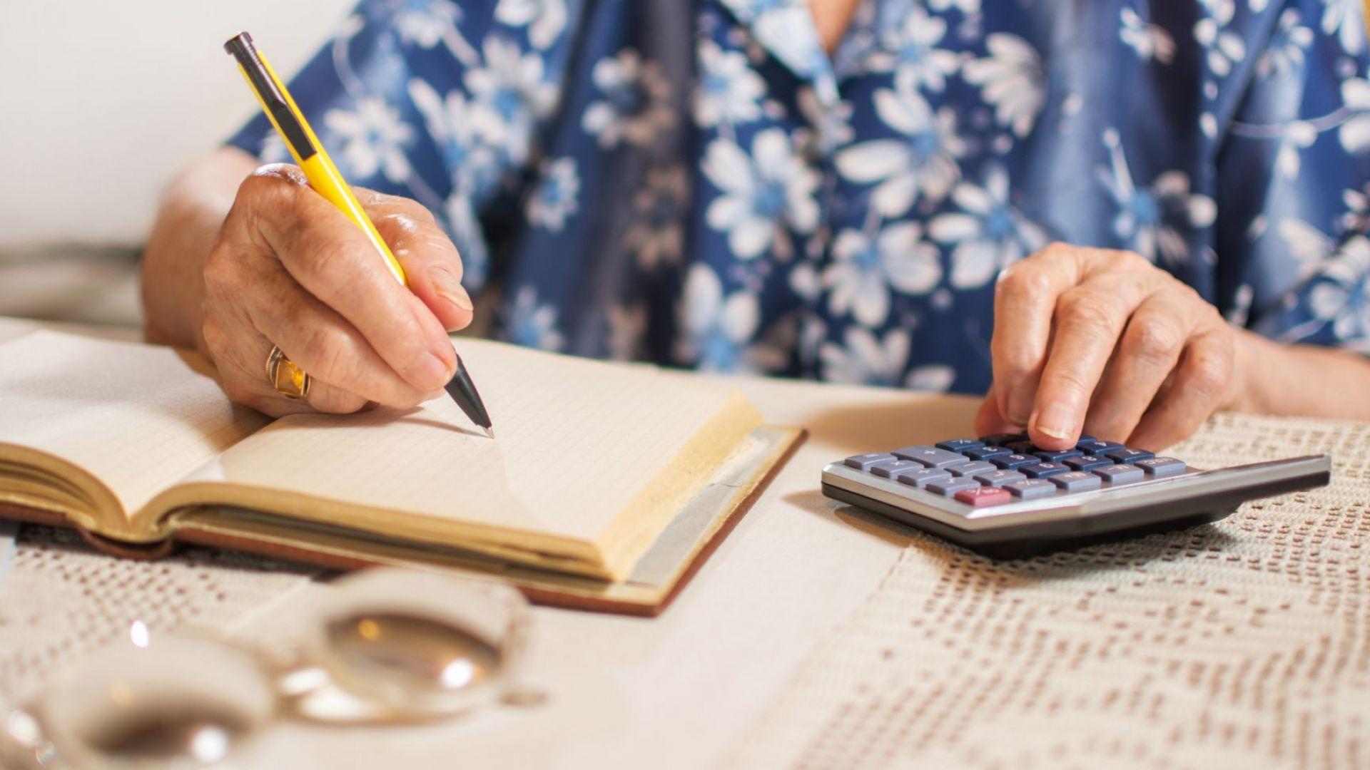 През 2020 г.: Почти три пъти по-малко работещи пенсионери са поискали преизчисление на пенсиите им